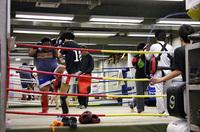 練習生トレーニング風景