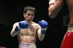 坂本 利孝選手 4