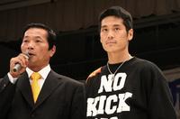 伊原代表と小野寺力選手